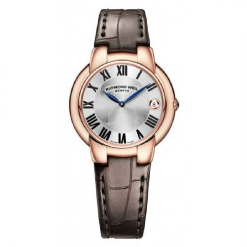 RAYMOND WEIL Jasmine Rose Gold Ladies Watch 5235-PC5-01659